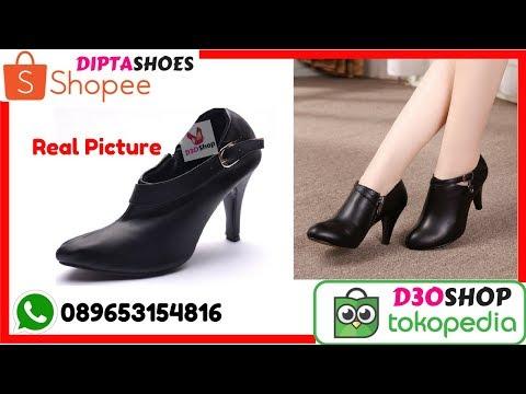 Jual Sepatu Kerja Wanita Pantofel Grosir Online Murah | Sepatu High Heels Wanita Murah 089653134816