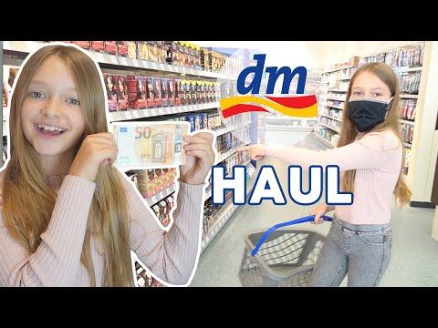 dm-live-haul-|-was-kauft-eine-10-jährige-für-50€-|-diamanta-kids