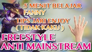 5 Menit Belajar Fanny Untuk Pemula | Mobile Legends Bang Bang