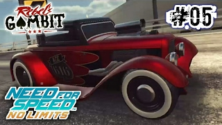 NFS No Limits - Ford Model 18 - Rebels Gambit - Special Event Day 3 Event 1 - 4 #05