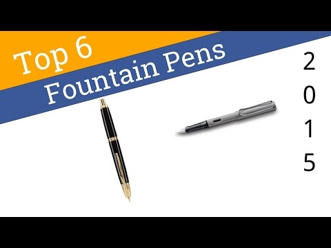 6-best-fountain-pens-2015