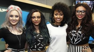 Little Mix sing