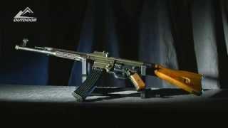 Быстрый огонь - Штурмовая винтовка SturmGewehr 44 против автомата М4