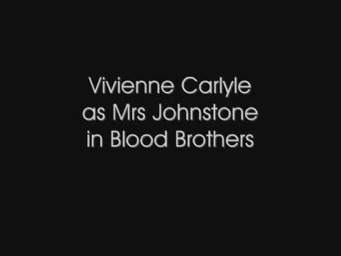 Vivienne Carlyle as Mrs Johnstone in Blood Brothers  -  Bright New Day
