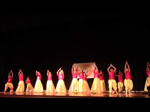 Gajanana - Udaan Natkhats performing @ Balmukund Sanskrithi 2018 Dance Competition
