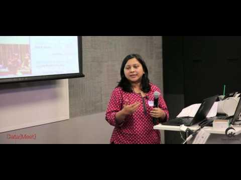 Manjistha Banerji - Bangalore Open Data Camp 2015: Education Edition