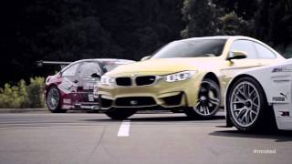 BMW M Initiation Teaser