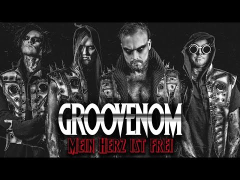 GROOVENOM - Mein Herz ist frei (Official Lyric Video)