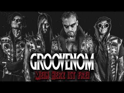 GROOVENOM - Mein Herz ist frei (Official Lyric Video)