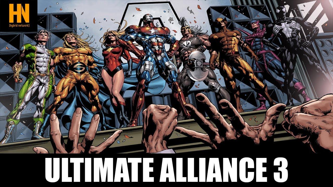 marvel ultimate alliance 3 rumored leaks youtube. Black Bedroom Furniture Sets. Home Design Ideas