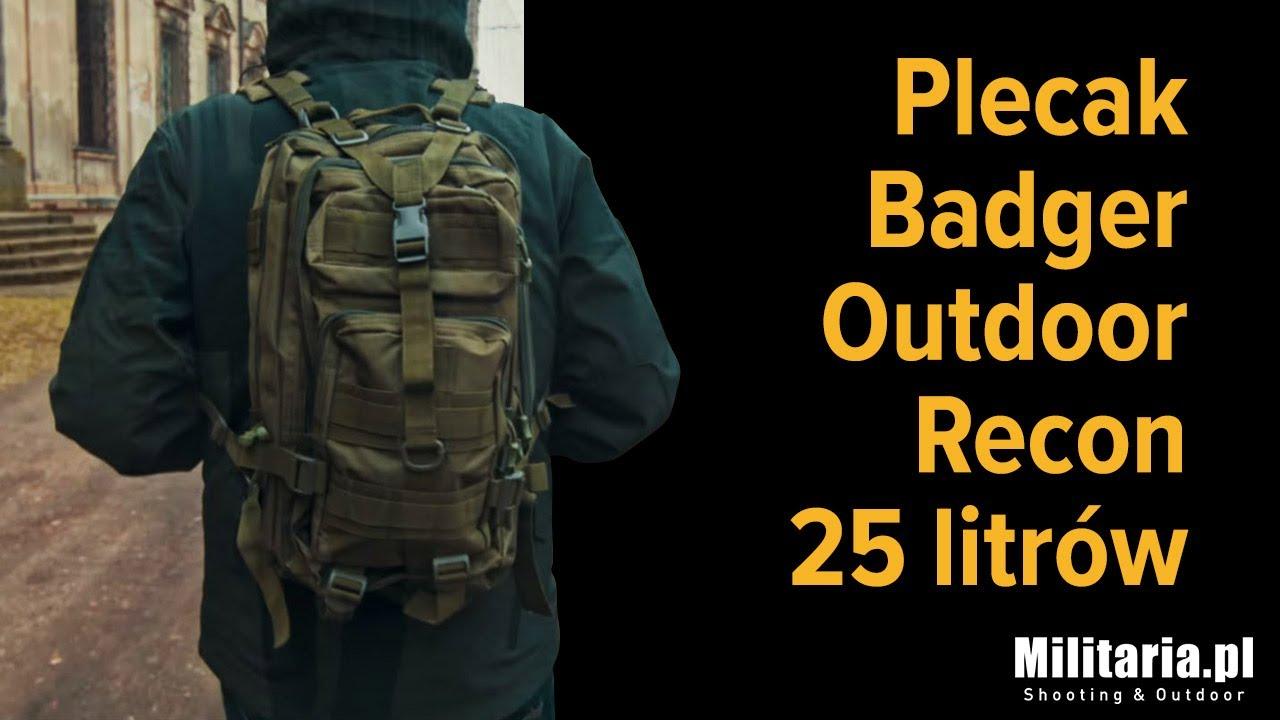 132cf5018bb19 Plecaki Badger Outdoor Recon