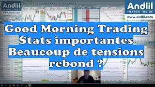 Good Morning Trading du 5 juillet 2018 Phase de rebond ?