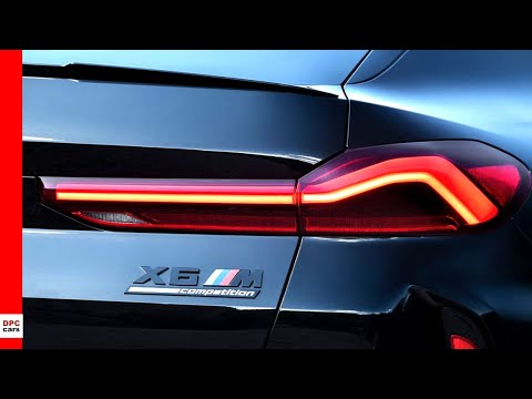 2020 BMW X6 M Competition Explained
