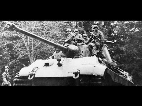 Battle of the Bulge Tour : Museum at La Roche en Ardenne, Belgium