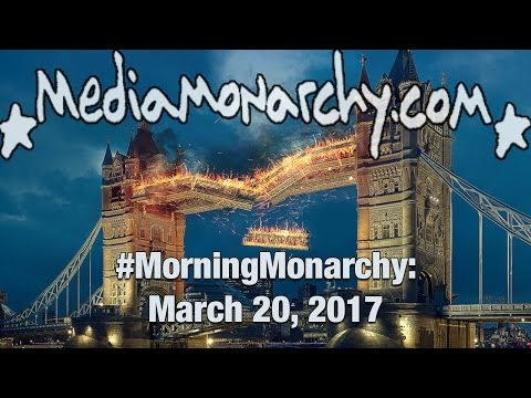 Elite Endings & Secret Services on #MorningMonarchy: March 20, 2017