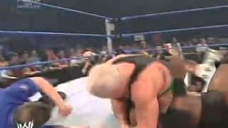 SmackDown 13 10 2006   Bobby Lashley Vs Finlay Vs Batista   Vidéo Dailymotion2 mp4parte2