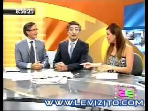 Federico Salazar y su clon 25-03-11 America Noticias
