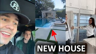 David's New House Tour With Charlie Puth !! VlogSquad Instagram Stories