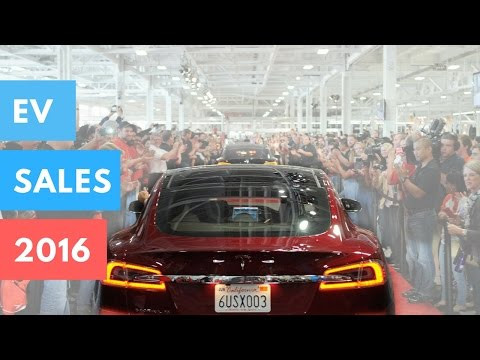EV Sales in 2016 Should Scare the Oil Industry, but 2017 Could Be a Death Blow If Tesla Can Deliver