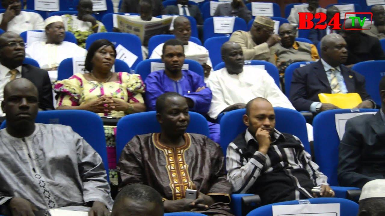 Burkina les membres du bureau de l 39 assembl e nationale - Bureau de l assemblee nationale ...