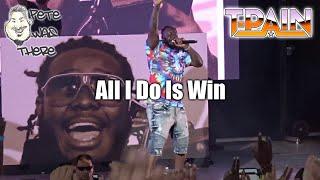 T-Pain - All I Do Is Win (Six Flags Fiesta Texas, San Antonio TX 08/30/2019) HD