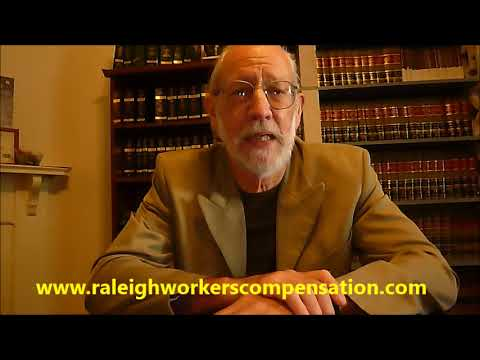 Why are Valid Workers' Comp Claims Often Denied? Job Injury Lawyer Edelstein Payne Raleigh Full