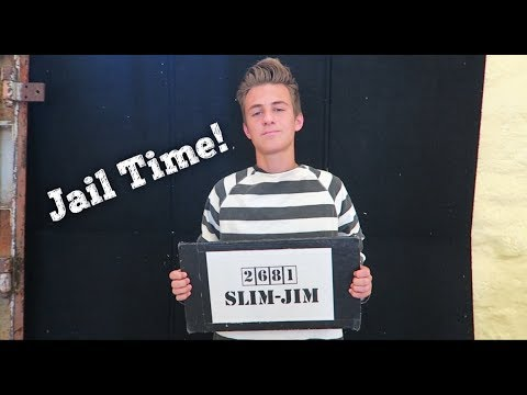 16-YEAR OLD KID GOES TO PRISON / JAIL | IDAHO STATE PENITENTIARY TOUR | PHILLIPS FamBam Vlogs
