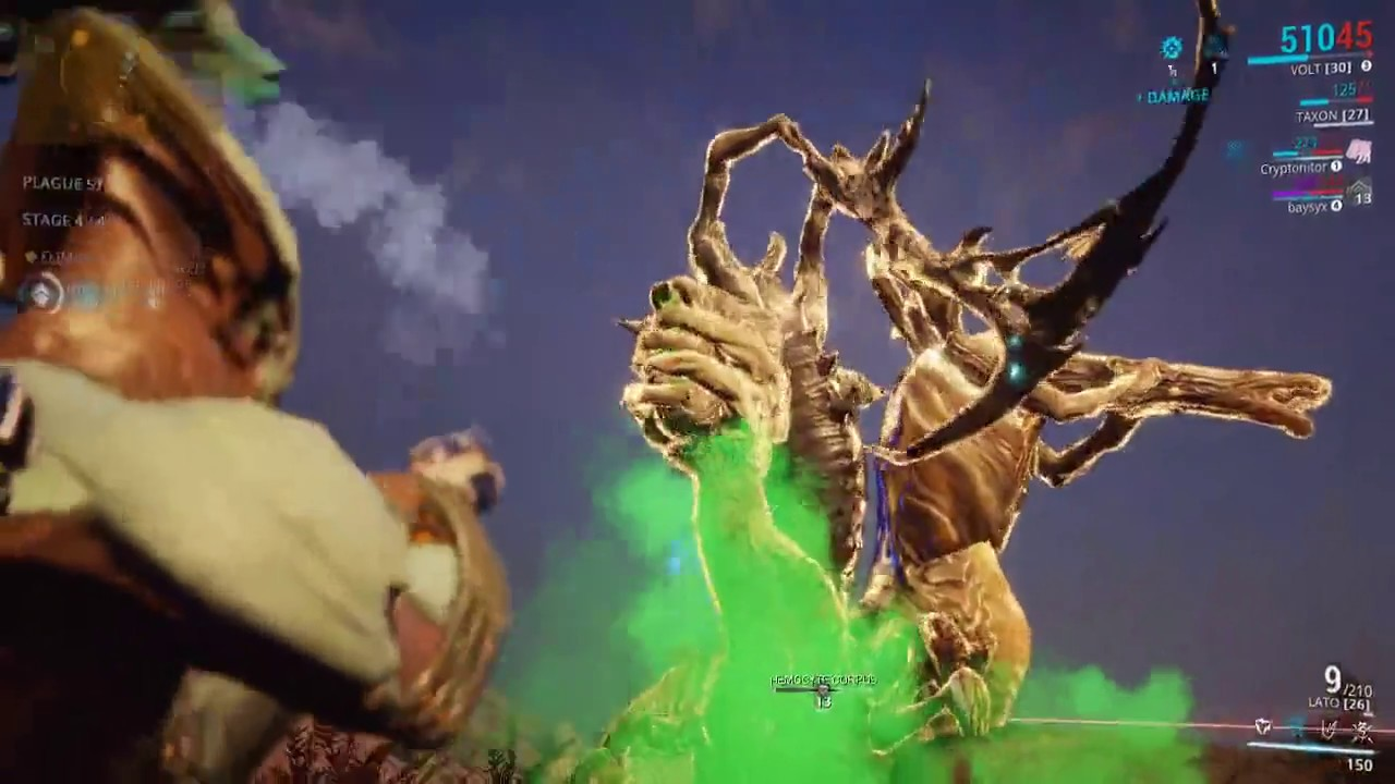 Way to Warframe #5 MR4 Test and Operation Plague Star ...
