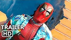 DEADPOOL 2 Extra Footage Blu-Ray Trailer (NEW 2018) Ryan Reynolds Movie HD