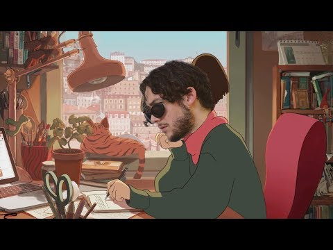 Hovey Benjamin - Lofi Chill Study Beats (Official Video)