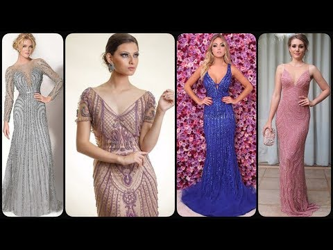 latest-sequins-work-mother-of-the-bride-dresses-ideas2020/21