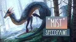 Mist | SPEEDPAINT | Photoshop CC