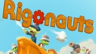 Rigonauts HD iPhone Gameplay (iOS HD)