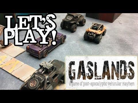 Let's Play! - Gaslands by Osprey Games