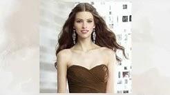 Review of Social Bridesmaids 8140 Dress