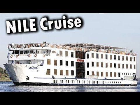 Nile Cruise Luxor To Aswan - Movenpick Royal Lily 2019 - Full Review
