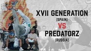 XVII Generation vs Predatorz - Grupa A na Warsaw Challenge 2018