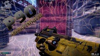 LA P90 AMARILLO ENVEJECIDO!    ZULA   Gameplay Español    RANGELITRO