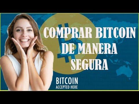 COMPRAR BITCOINS DE MANERA SEGURA 🔵 PAYPAL 🔴 TARJETA 🔵 BANCO