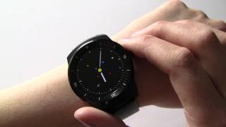Planets Watch Face - Android Wear - Beautiful round design, perfect for LG G Watch R