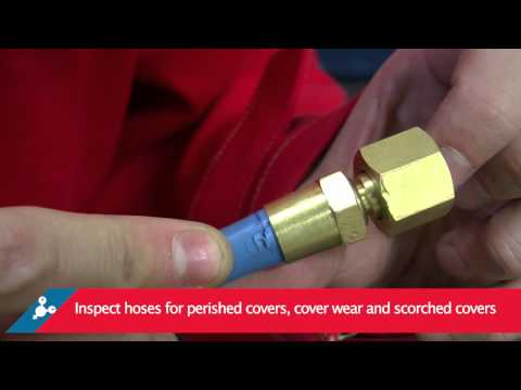 BOC How To Check Your Gas Hose