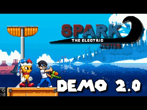 Let's Play Spark the Electric Jester - Jan. 2016 KS 2.0 Demo
