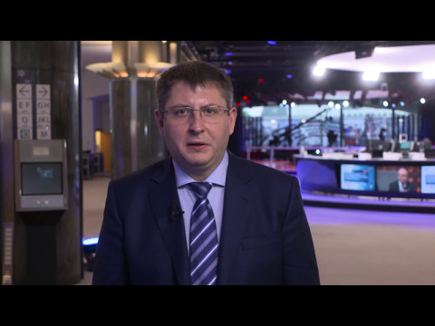 """Moldova at the crossroads"" 4.05.2017 - Alexandru Machedon, EN"