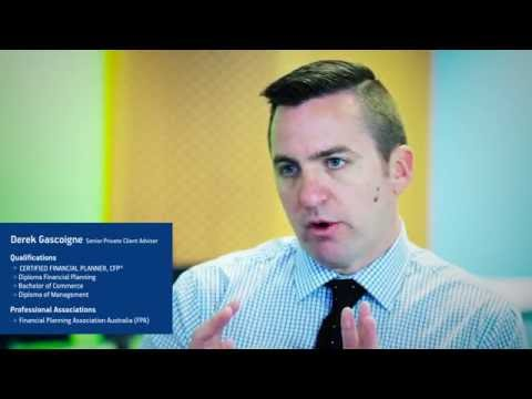 Derek Gascoigne, Private Client Adviser - UniSuper