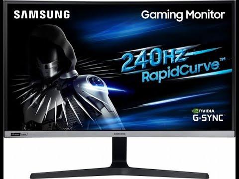 "Mонитор 27"" Samsung Gaming LC27RG50 (LC27RG50FQIXCI)"