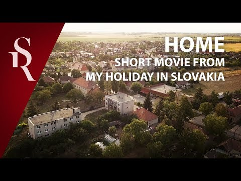 HOME - short holiday video from my home in Slovakia