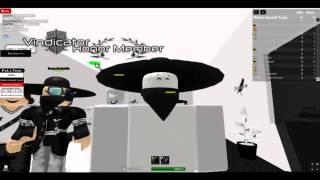 Roblox Assault Team Sing-Along(Firework