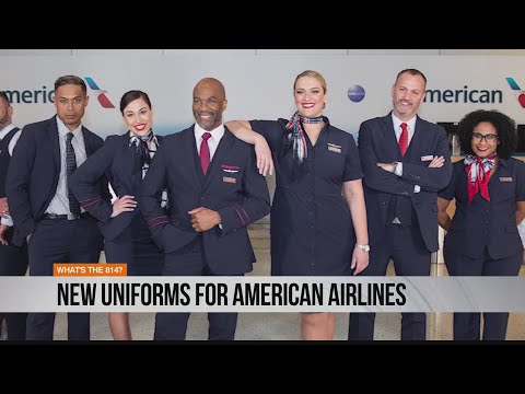 New Uniforms For American Airlines