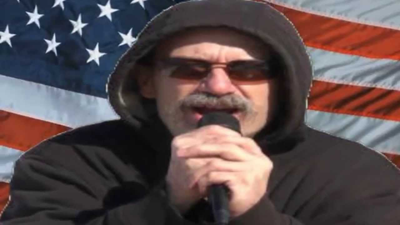 Fred Performs The American National Anthem - God Bless