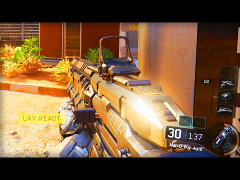 Call of Duty: Black Ops 3 GAMEPLAY - 30+ MINUTES! - (COD BO3 Multiplayer)
